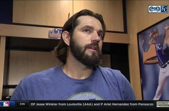 Hammel on Merrifield: 'Another amazing, come-through hit for Whit'