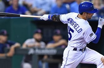 Yost on Merrifield at-bat: 'He was bound and determined'