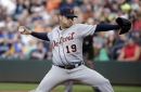 Anibal Sanchez goes 5, but Tigers squander chances to score in loss to Mariners