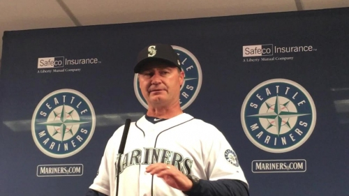 Notes, quotes and video following the Mariners' 6-2 win over Detroit Monday night