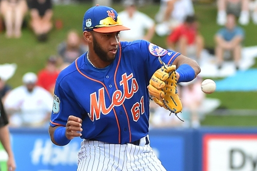 Mets Daily Prospect Report, 6/20/17 : Why is Rosario playing third?
