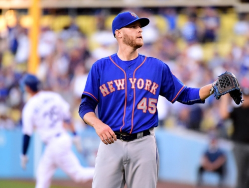 Zack Wheeler says arm's fine but he, Mets looking for answers