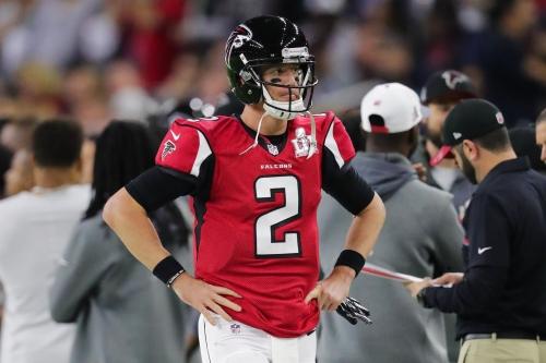 Watch: Falcons CB Blidi Wreh-Wilson picks off Matt Ryan