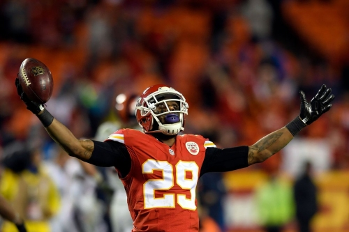 Chiefs' Eric Berry lands in the top 15 on the NFL's top 100 players list