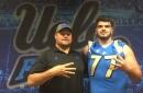 BOOM! 3-Star OT Chris Bleich Commits to UCLA Football