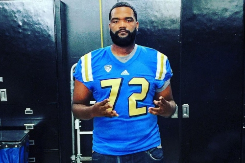 What's Bruin: A New UCLA Offensive Lineman, A Bruin Coach Steps Down and a Baseball Commit Goes Pro