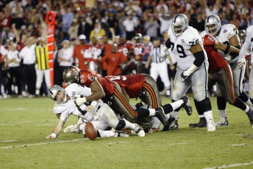 The 2002 Buccaneers are still the best pass defense ever