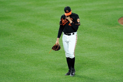 "The Orioles ""buy or sell?"" dilemma will be answered if they keep playing poorly"