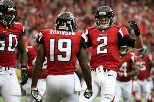 Falcons 2016 offense ranked No. 19 over the last 30 years