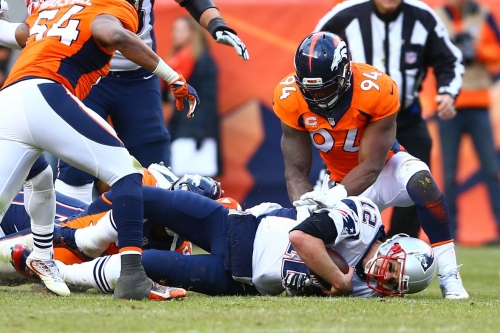 """DeMarcus Ware: Patriots QB Tom Brady is one of the """"5 toughest players I ever faced"""""""