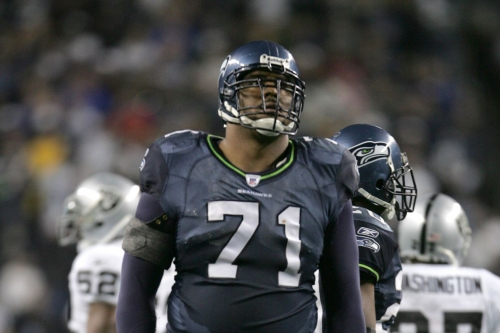 DeMarcus Ware: I've never played against another offensive lineman like Walter Jones.