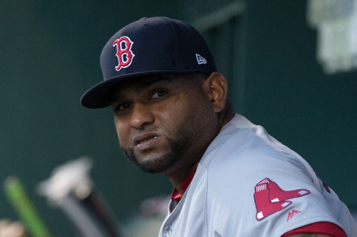 Red Sox place Pablo Sandoval on 10-day disabled list, among other moves