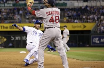 Red Sox place 3B Sandoval back on disabled list
