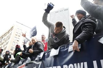 New England Patriots: Gronk living the dream, or out of control?
