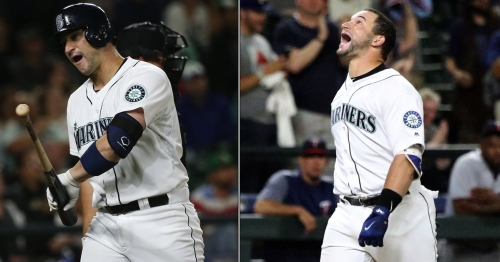 'Junino': Here's a look at Mike Zunino's monster month of June for Mariners