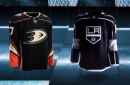 Kings, Ducks unveil new Adidas jerseys for 2017-18