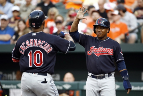 Orioles 6, Indians 5: Josh Tomlin fails to hold three-run lead, winning streak stopped at six