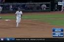 WATCH: Adrian Beltre hits solo home run in 8th inning vs Toronto