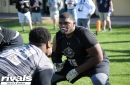 Notebook: Notre Dame hosted nation's top offensive guard Jamaree Salyer
