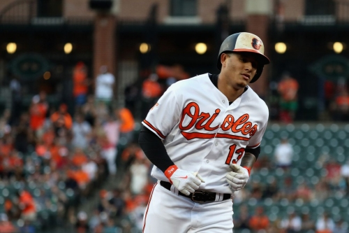 Orioles comeback and beat Cleveland 6-5 behind the bullpen and Manny Machado's big night