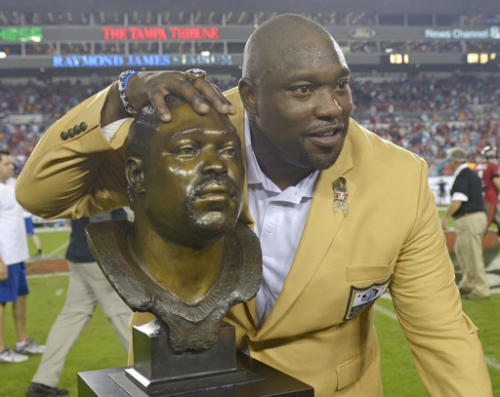 Warren Sapp to donate brain for medical research The Associated Press