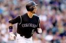 Nolan Arenado triples in winner, Carlos Gonzalez slams a homer as Rockies rally past Arizona