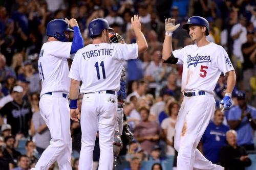 Final Score: Dodgers 12, Mets 0-Summertime sadness