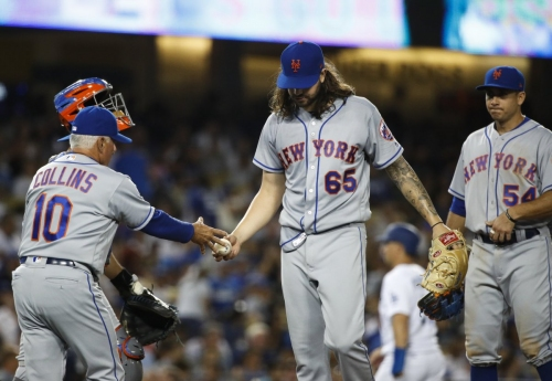 Corey Seager's three homers hand Mets 12-0 thrashing from Dodgers