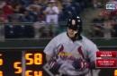 WATCH: Molina, Pham homer during Cardinals' seven-run 11th inning