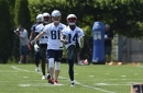 Patriots WR Brandin Cooks absolutely scorches slower defensive backs