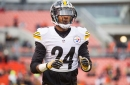 Ex-Steelers CB Justin Gilbert suspension extended from 4 games to a full year