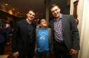 Maple Leafs offer high-five to Good Foot