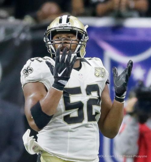 New Orleans Saints 2017 roster rankings: No. 18 Craig Robertson