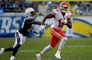 Jeremy Maclin tells Adam Schefter he played with a torn groin last year