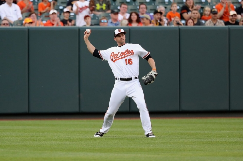 The Orioles Trey Mancini outfield experiment is working so far