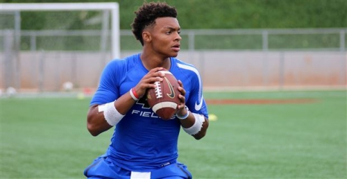 Recent decommitments have Alabama, Auburn in mix for elite QB prospects