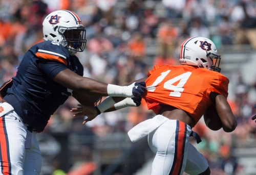 Most important Auburn players in 2017 – No. 2: DT Derrick Brown
