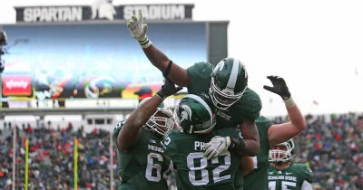 Michigan State football to play Boston College in 2024, 2025