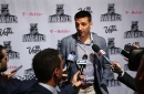 What will Patrice Bergeron wear to the NHL awards?