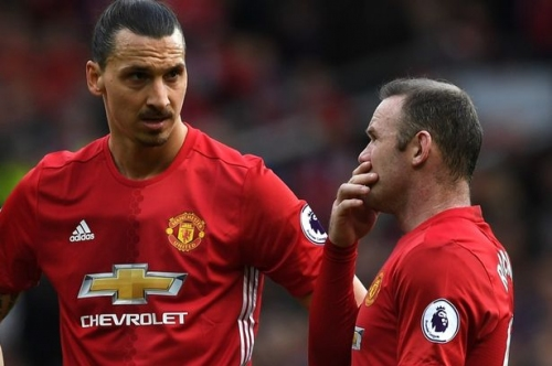 How Zlatan Ibrahimovic made Wayne Rooney a Manchester United afterthought