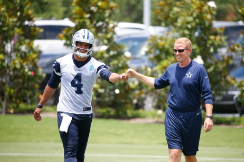 Prescott's peers like him more than they ever liked Romo