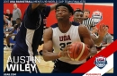 New-look Austin Wiley impressing at Team USA tryouts