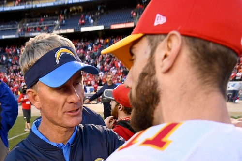 Chiefs record prediction sounds about right, Chargers winning more games does not sound right