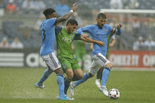 Seattle Sounders vs. New York City FC: Player ratings
