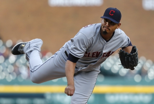 Cleveland Indians, Baltimore Orioles starting lineups for Wednesday, Game No. 70