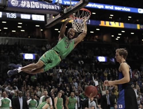 Is former Notre Dame swingman V.J. Beachem NBA ready?