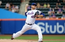 Mets send Zack Wheeler to disabled list to make room for Tyler Pill
