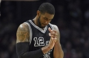 Rumor: The Spurs may be shopping LaMarcus Aldridge