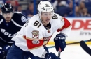 Las Vegas uses expansion draft to select Jonathan Marchessault from Panthers