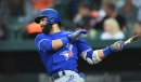 Jose Bautista moves up in Blue Jays lineup shuffle